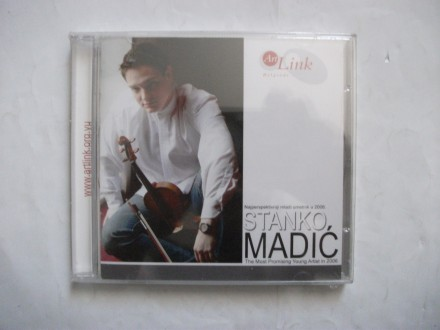 Stanko Madic - the most promising young artist in 2006