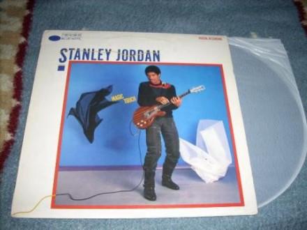 Stanley Jordan-Magic Touch LP