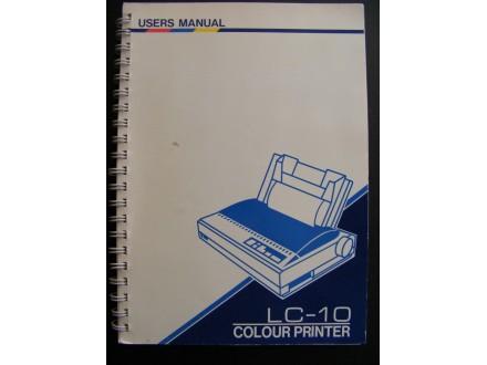 Star LC-10 uputstvo za štampač