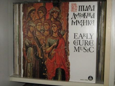 Stara duhovna muzika