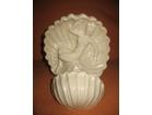 Stara keramika - akt i skoljka