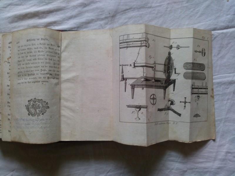Stara knjiga iz 1796 - retko