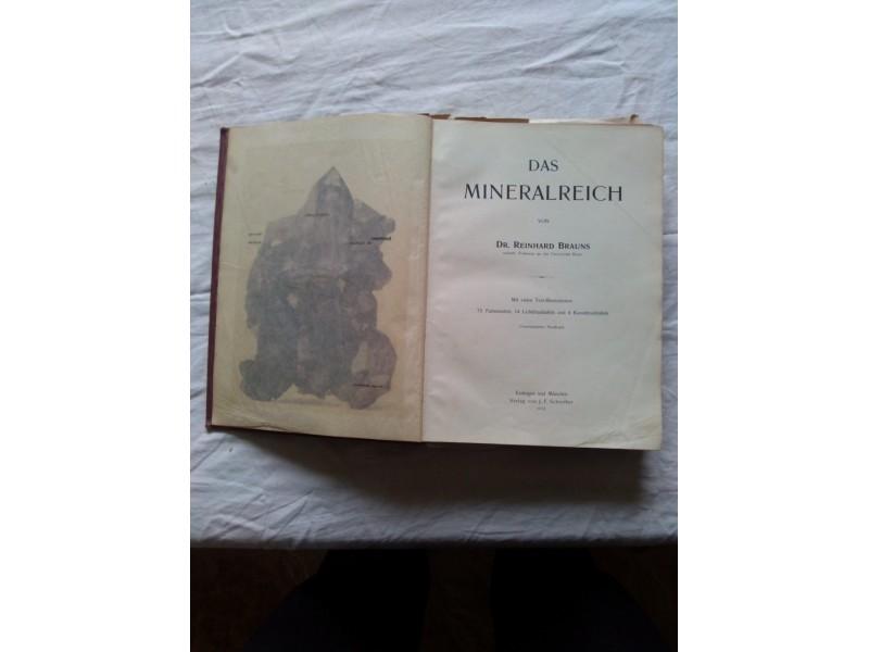 Stara knjiga iz 1912 godine - retko