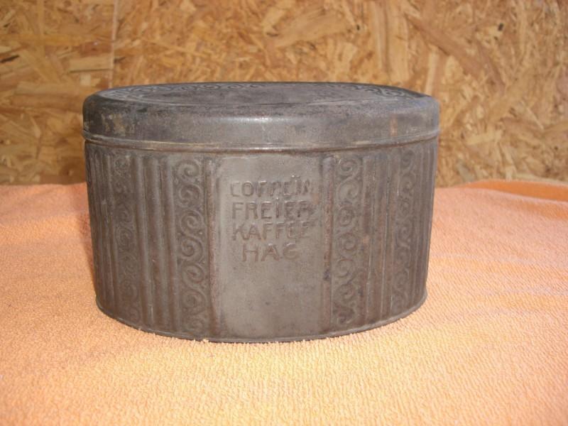 Stara kutija za kafu