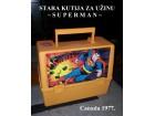 Stara kutija za uzinu - SUPERMAN 1977. - RARITET