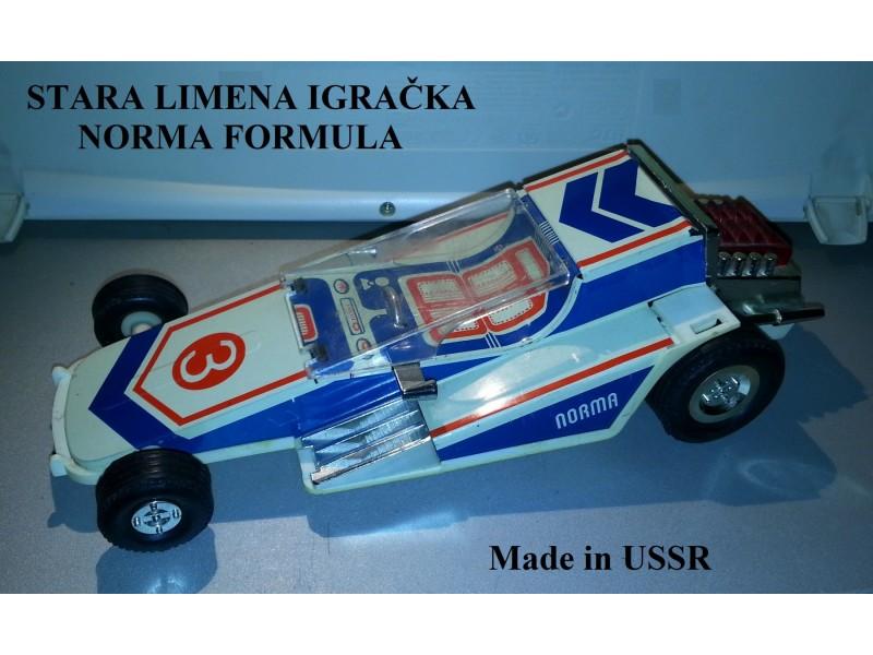 Stara limena igracka - NORMA Formula ESTONIJA - RARITET