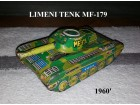 Stara limena igračka - Tank MF-179