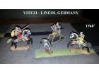 Stare igračke - Vitezi Lineol WWII period RARITET
