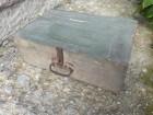 Stari drveni kofer