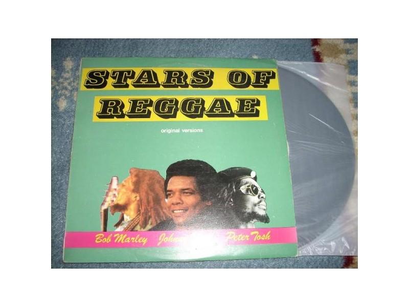 Stars Of Reggae