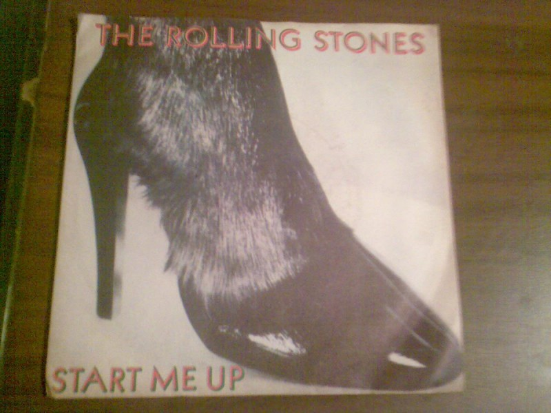 Start Me Up-the rolling stones