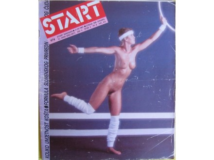 Start  magazin  broj  474