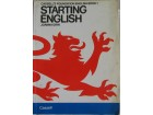 Starting English  Joanna Gray