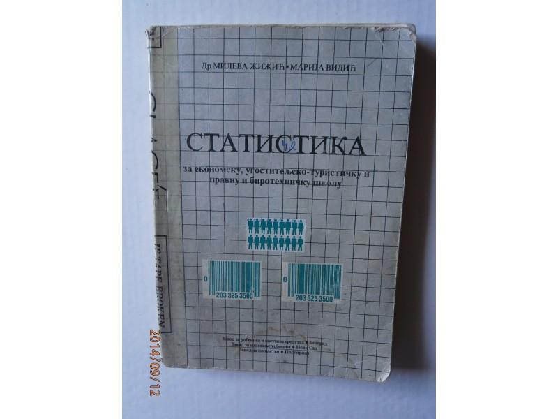 Statistika, Mileva Žižić