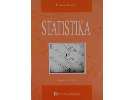 Statistika  Milovan Živković