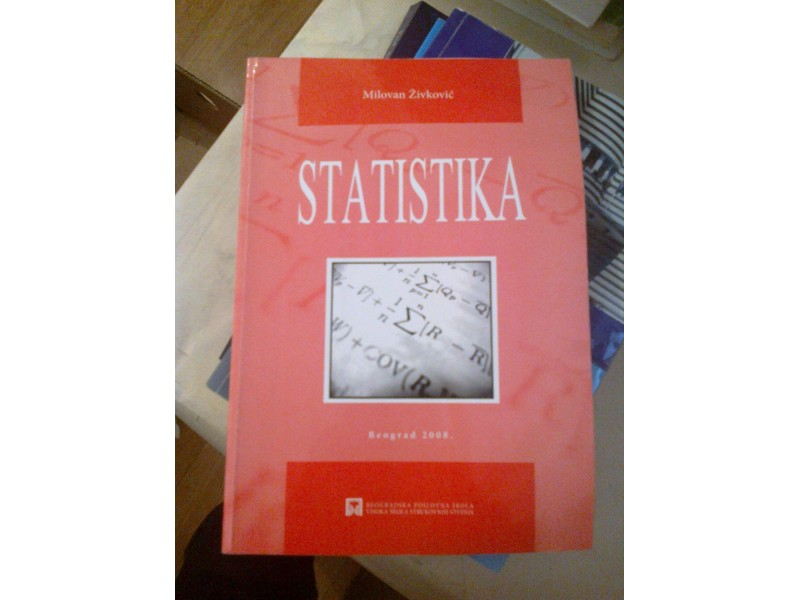 Statistika - Milovan Živković