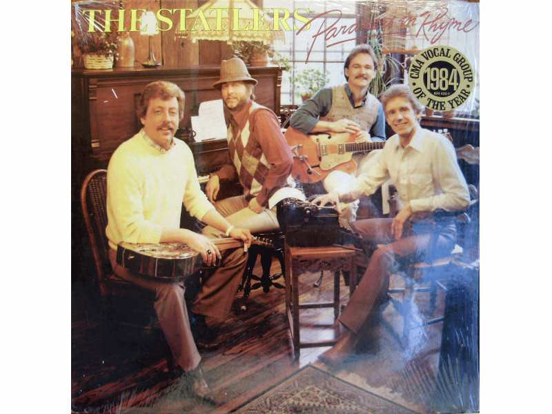 Statler Brothers, The - Partners In Rhyme