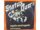 Status Quo ‎– Again And Again, 7 incha, Single