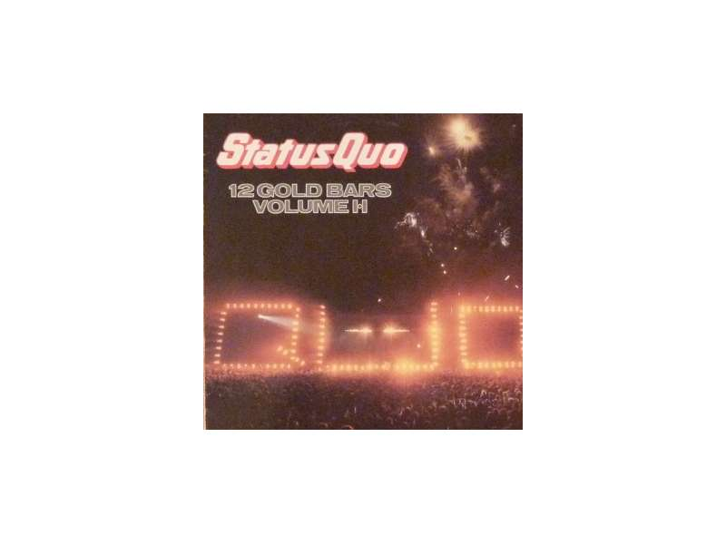 Status Quo - 12 Gold Bars Volume II  / 2LP /