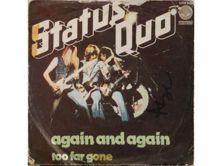 Status Quo - Again And Again