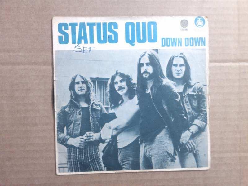 Status Quo - Down Down / Nightride