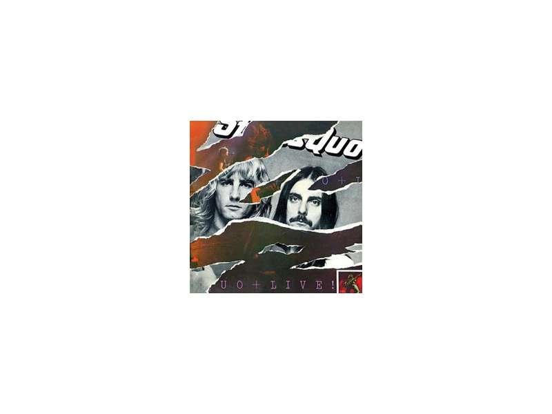 Status Quo - Live 2LP