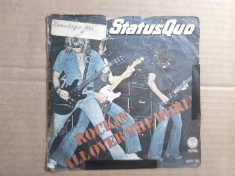 Status Quo - Rockin` All Over The World