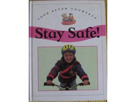 Stay Safe!  Anne Qualter