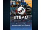 Steam Wallet Kartica - 25$ (USD) + 2 x POKLON