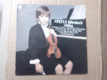 Stefan Milenković - Violina