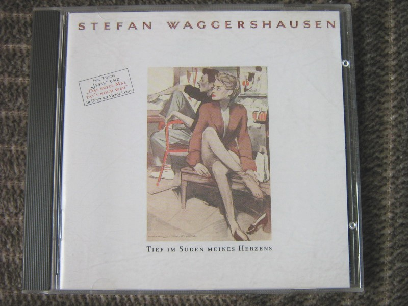 Stefan Waggershausen - Tief Im Süden Meines Herzens