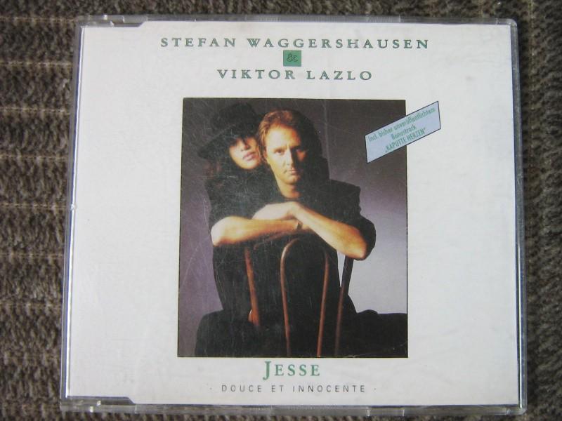 Stefan Waggershausen, Viktor Lazlo - Jesse (Douce Et Innocente)