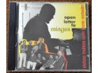 Stefano Maltese Open Music Orc ‎– Open Letter To Mingus