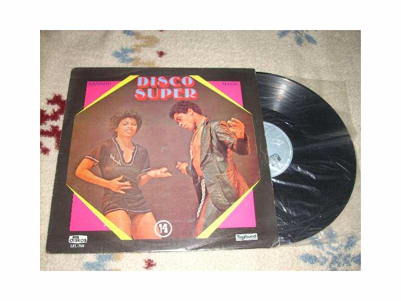 Stereo Total, Yukari Fresh - Super Disco 45