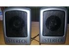 Stereo zvucnici 2.0 mini