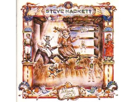 Steve Hackett - Please Don`t Touch!
