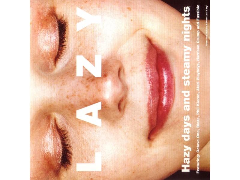 Steve Lindon - Lazy