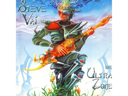 Steve Vai - The Ultra Zone