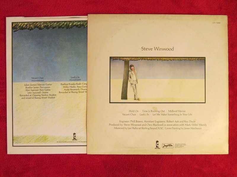 Steve Winwood - Steve Winwood