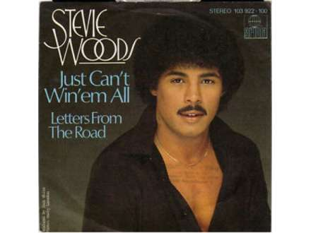 Stevie Woods - Just Can`t Win`em All