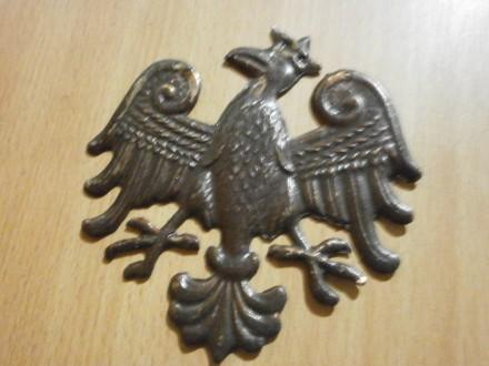Stilizovana ptica, bakar