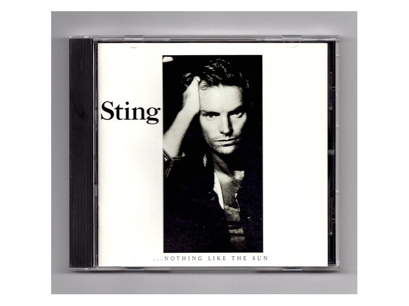Sting – Nothing Like The Sun