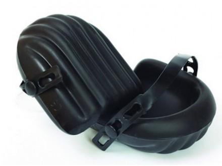 Štitnik za kolena crni Levior