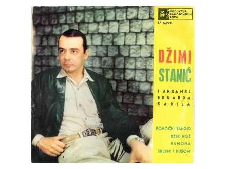 Stjepan `Jimmy` Stanić, Ansambl Eduarda Sađila - Ponoćni Tango / Džek Nož
