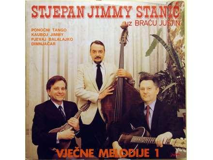 Stjepan `Jimmy` Stanić, Braća Justin - Vječne Melodije 1 (Ponoćni Tango)