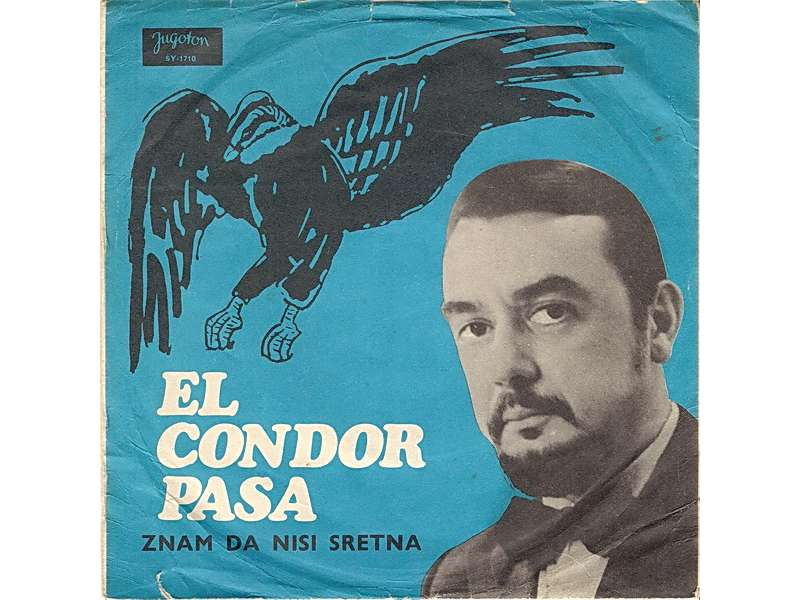 Stjepan `Jimmy` Stanić - El Condor Pasa / Znam Da Nisi Sretna