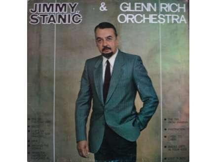 Stjepan `Jimmy` Stanić, Glenn Rich Orchestra - Jimmy Stanić & Glenn Rich Orchestra