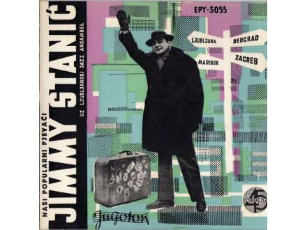 Stjepan `Jimmy` Stanić, Ljubljanski Jazz Ansambel - Zamagljen Prozor