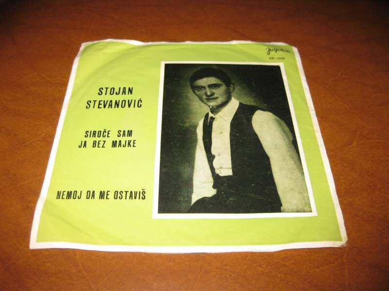 Stojan Stevanović - Siroče Sam Ja Bez Majke