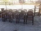Stolice od bukovine- POVOLJNO